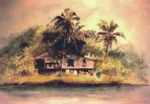 The Kampong by Mai Griffin