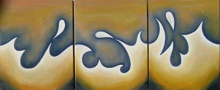 Splish Splash Splosh by Mai Griffin