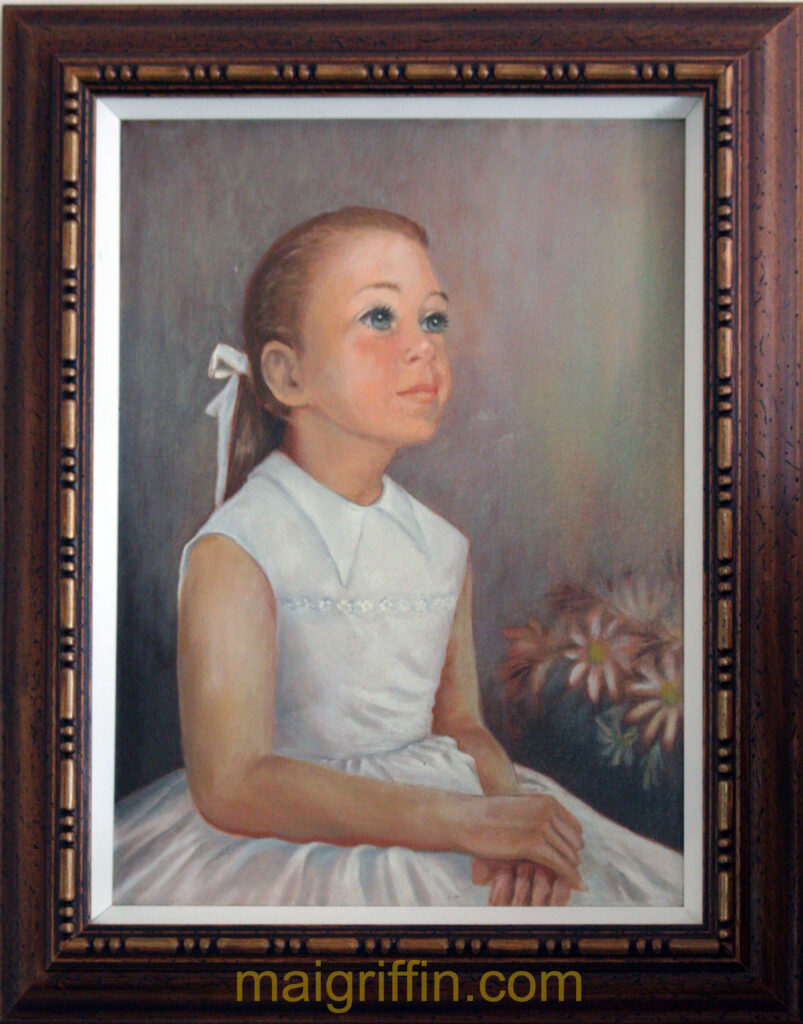 """1962 """"Aged Six and Counting"""" by Mai Griffin"""