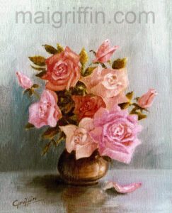 Dorchester Roses by Mai Griffin